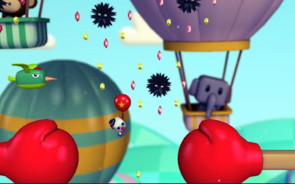 Balloon Stage Test
