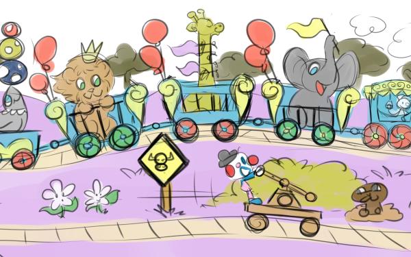Rail Carts