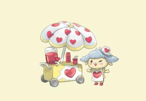 Heart-Juice-Vendor