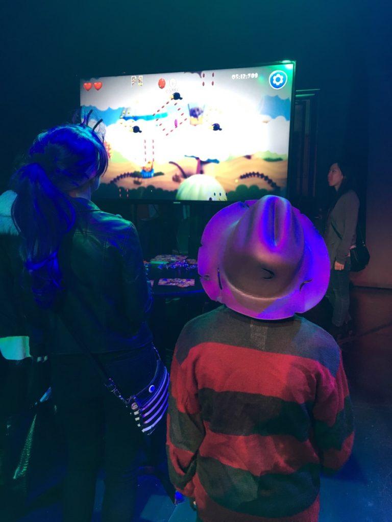 Kickstarter Ghost Arcade